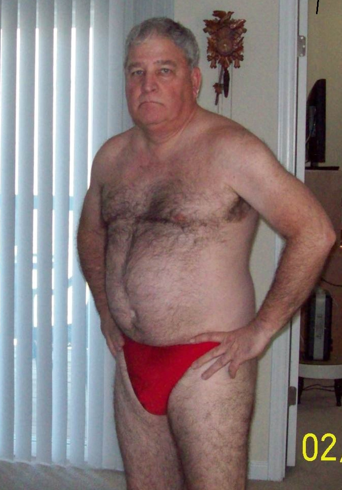 Hairy mature men naked daddy opinion