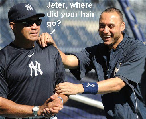 Derek Jeter Hairlosstalk Forums