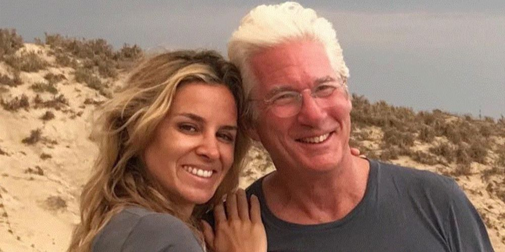 Richard Gere 69 Becomes Father Again | HairLossTalk Forums