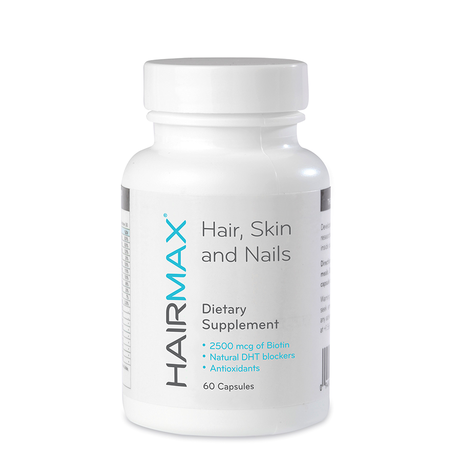 hair loss supplement vitamins for men & women with thinning hair