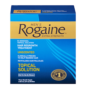 Rogaine Extra Strength 3 Month