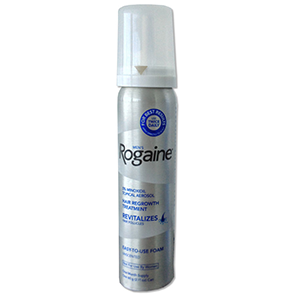 Rogaine Foam for Hair Loss