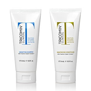 Tricomin Shampoo and Conditioner
