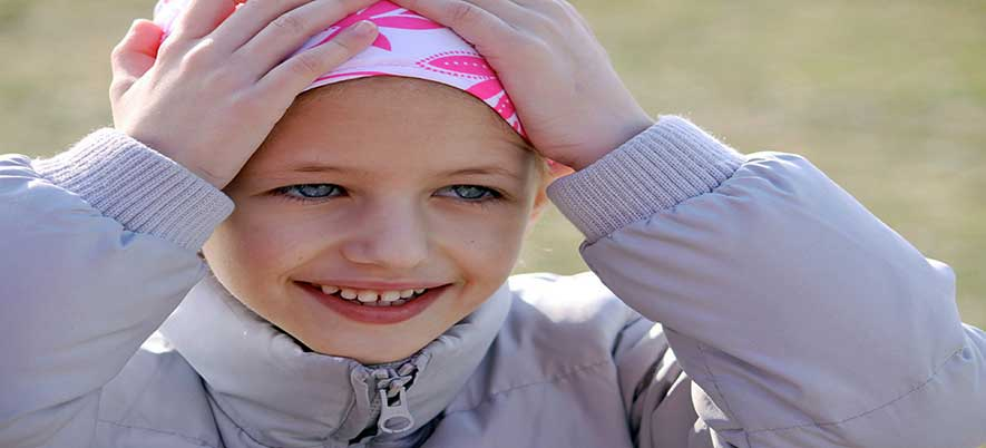 Types of Childrens Hair Loss