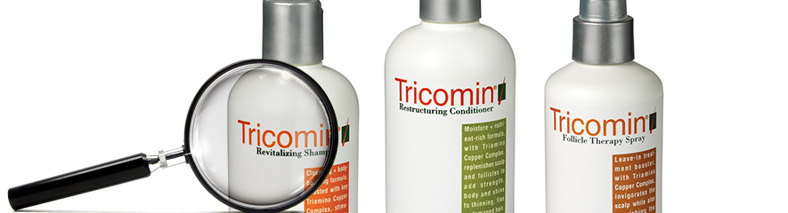 Tricomin Hair Loss Treatments