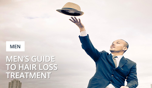 Mens Hair Loss Guide