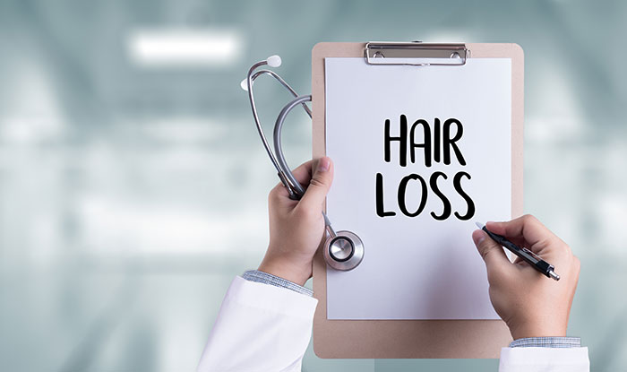 Diagnosis Hair Loss