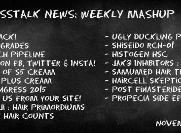 HairLossTalk Weekly Mashup   November 21 2016