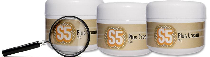 S5 Plus Jars