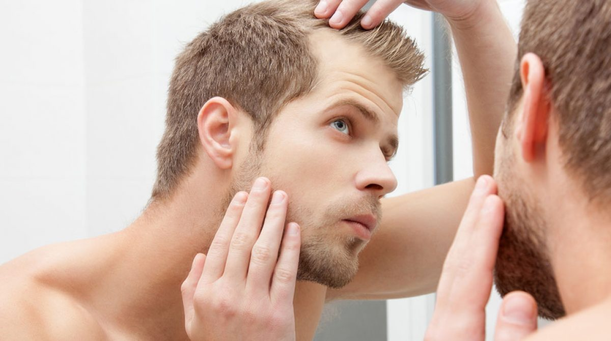 How to Apply S5 Cream to a Scalp with Thinning Hair