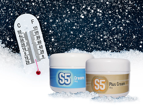Refrigerate S5 Cream